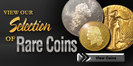View Our Large Selection of Rare Coins & Collectibles. Welcome to Tangible Investments Online Store.