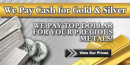 We Pay Cash For Silver! We Pay Top Dollar For Your Precious Metals