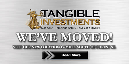 Tangible Investments is Expanding Visit Our New Location in Laguna Beach
